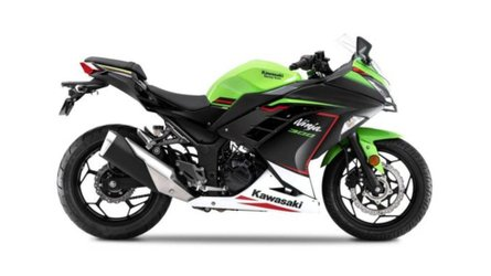 New Colors Revealed For BS6 Kawasaki Ninja 300