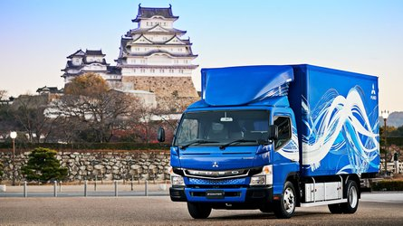 Mitsubishi Fuso Celebrates Delivery Of 200 eCanter Trucks