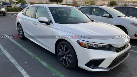 2022 Honda Civic Spotted In The Real World, How Do You Like It?