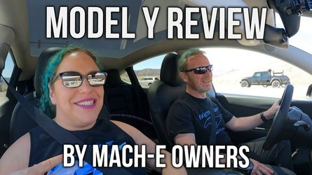 Tesla Model Y Likes & Dislikes From Ford Mustang Mach-E Owners