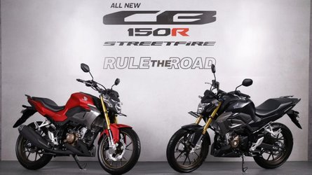 The Honda CB150R Streetfire Can Be Your Sporty Daily Commuter