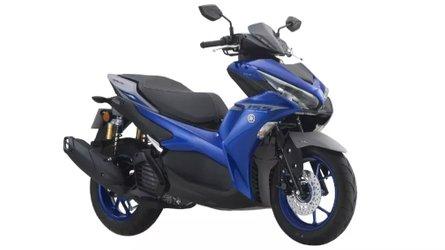 The Yamaha NVX Is A Sleek Commuter Scooter