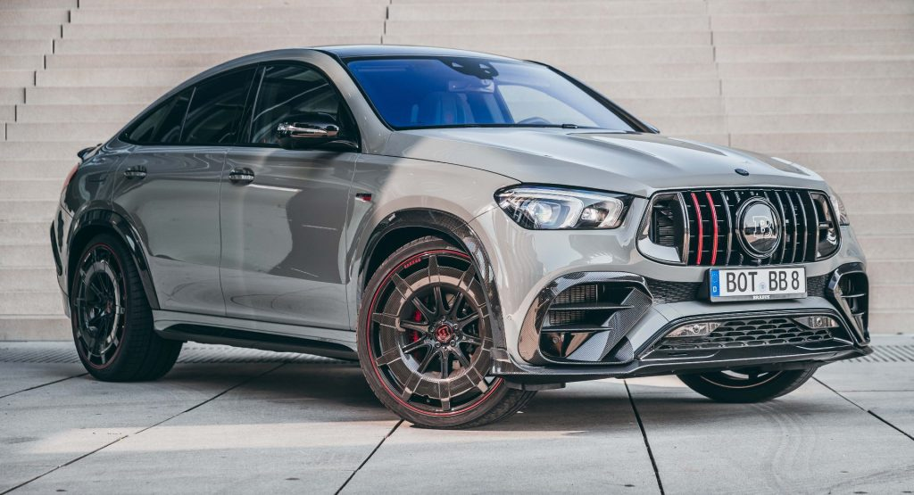 Brabus 900 Rocket Edition Claims The Title Of The World's Fastest Street-Legal SUV With A 205 MPH Top Speed