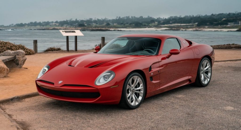 Would You Pay $1.35 Million For This Corvette C7 Z06-Based Iso Rivolta GT Zagato?