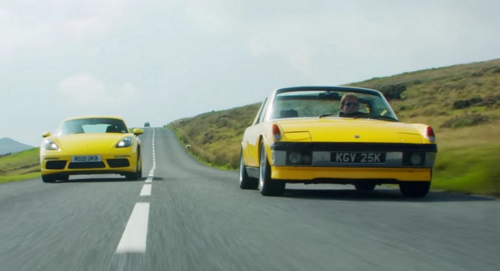 Was The Porsche 914 The 718 Cayman Of Its Day?