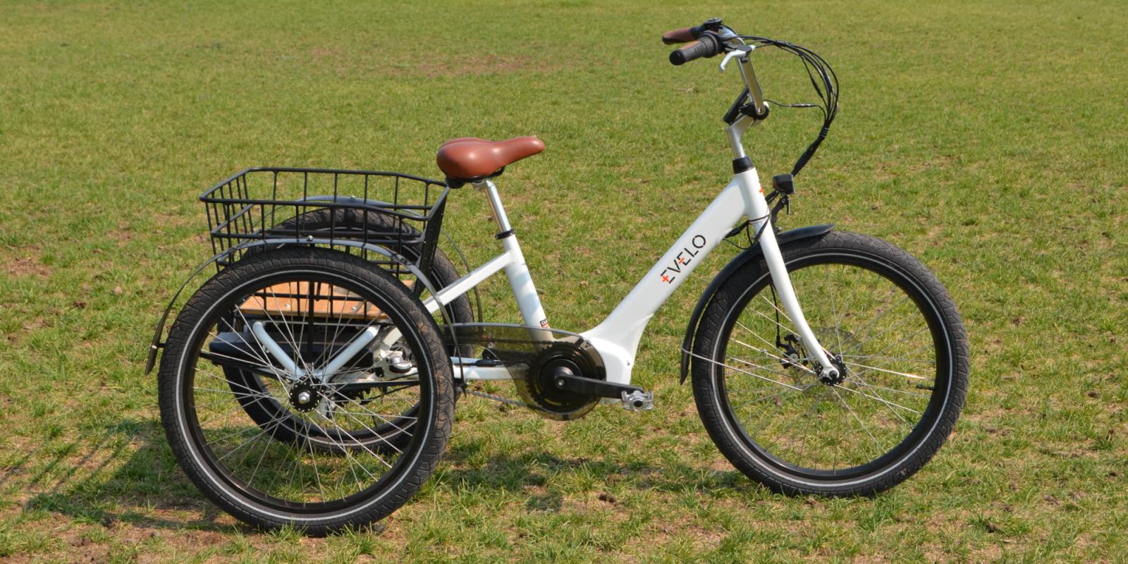 Evelo Compass: Quintessential Electric Trike