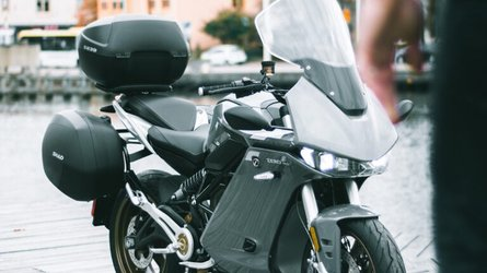 Zero Motorcycles Rolls Out GT Pack For SR/S In Europe