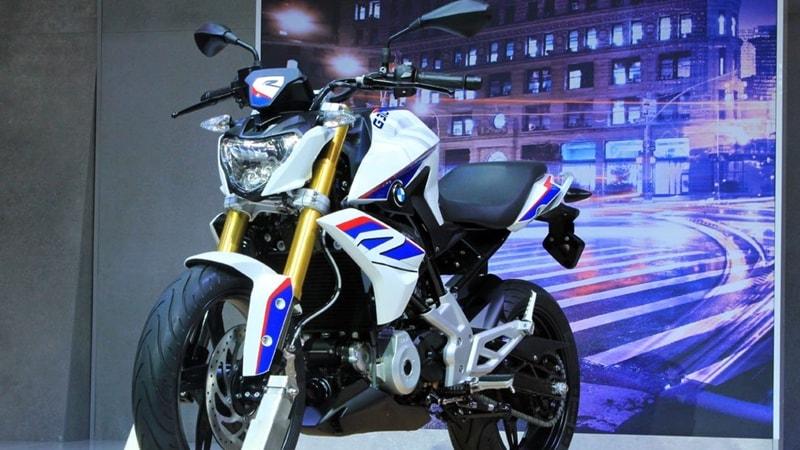 BMW 310 India