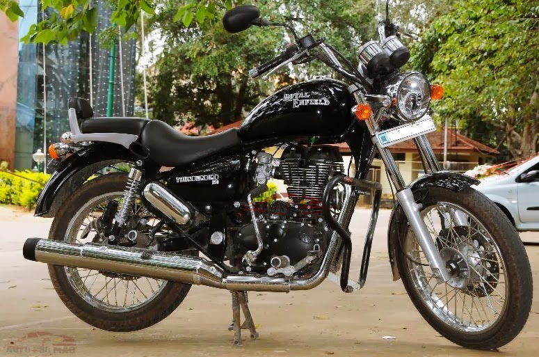 The Royal Enfield Thunderbird 350 – REVIEW , PRICE , MILEAGE