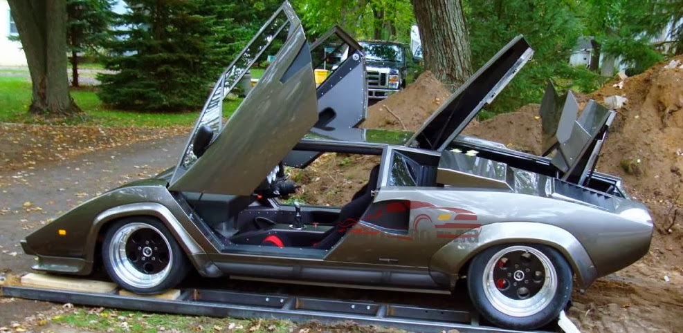 Making a Lamborghini in His Basement : Story of Ken Imhoff