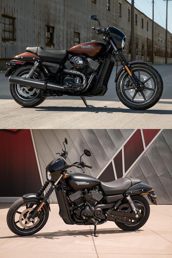 Harley Davidson Street 750 New