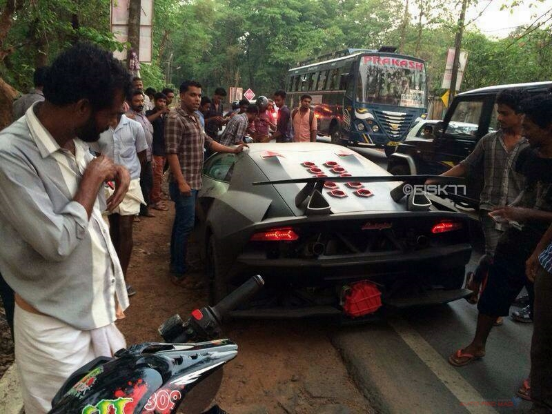 The Lamborghini Sesto Elemento Replica Makes Its Way To Kerala Autopromag