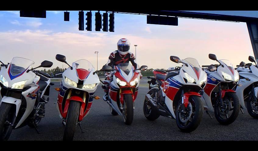 All CBR series bike vs hx 250