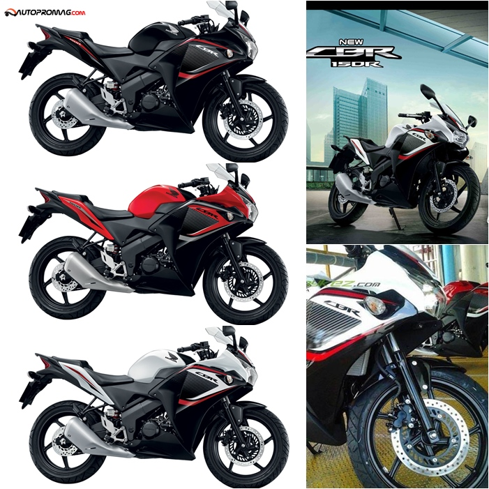 Check Out The New Cbr 150r Colors In Thailand Autopromag