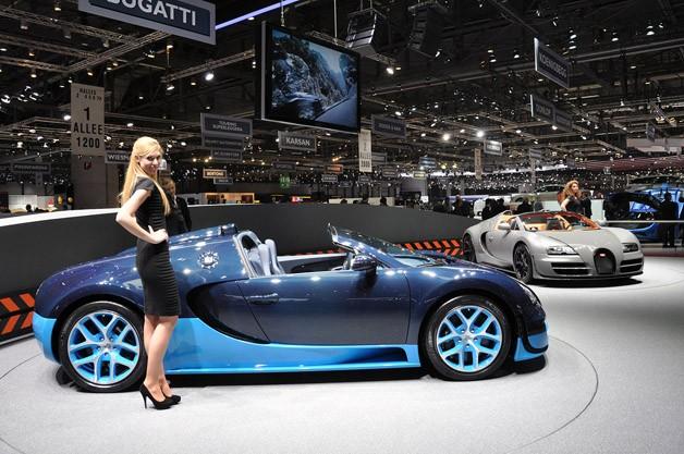 blue black bugatti transformers