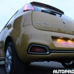 rear lights punto evo