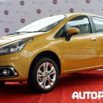 first pictures of punto evo