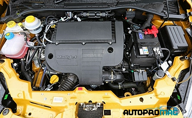 punto evo engine