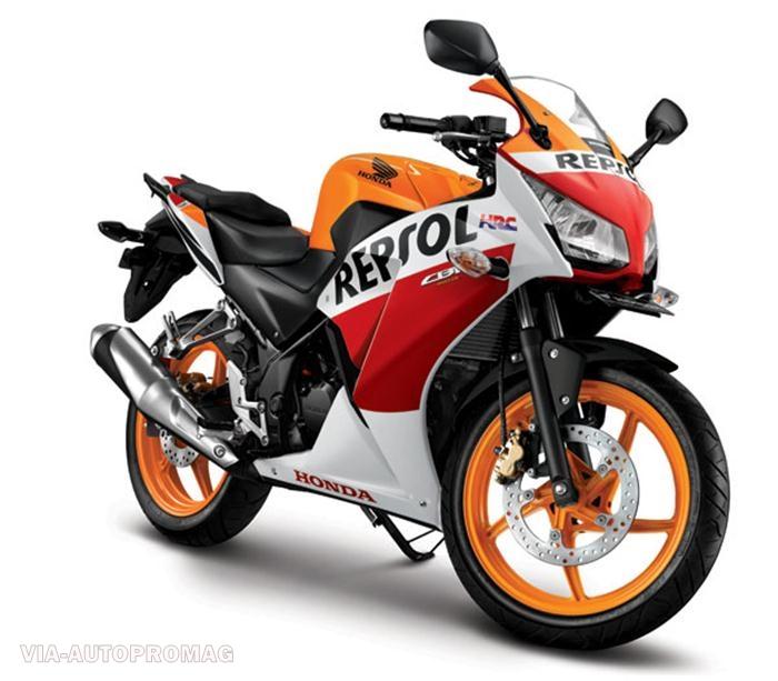 new cbr 150r repsol