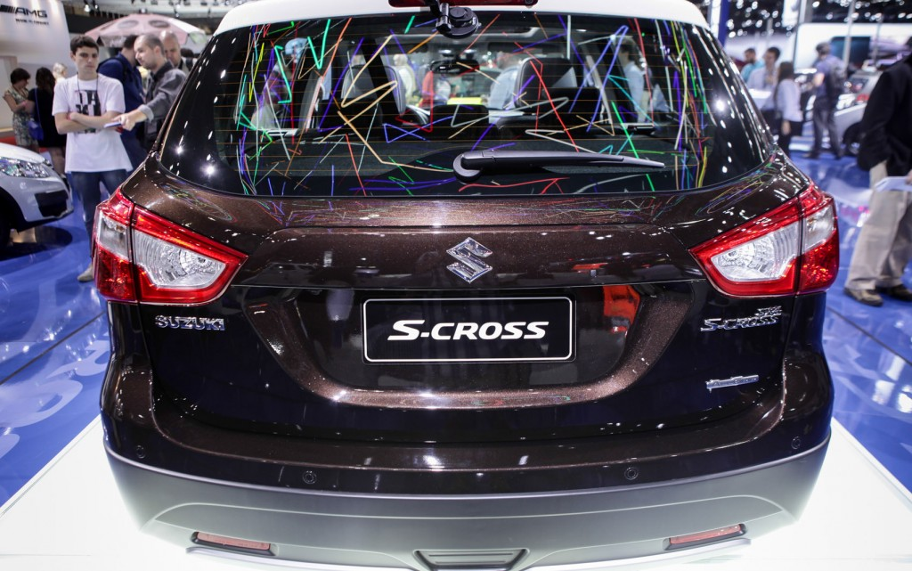 rear sx4 s-cross maruti