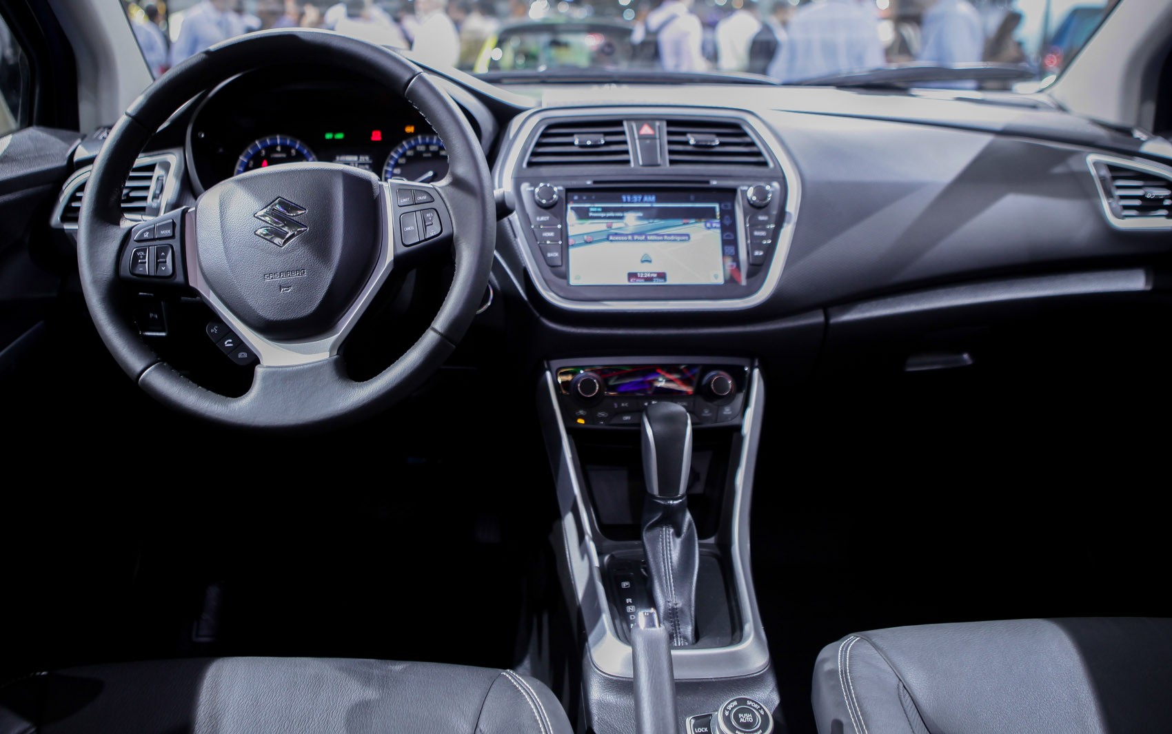 sx4 s-cross maruti interior