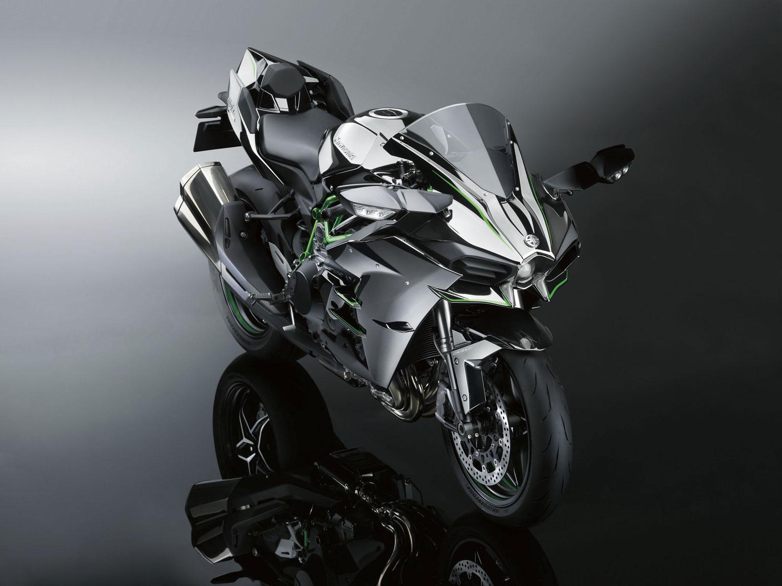 Kawasaki Ninja H2 And H2r Prices Revelaled Autopromag