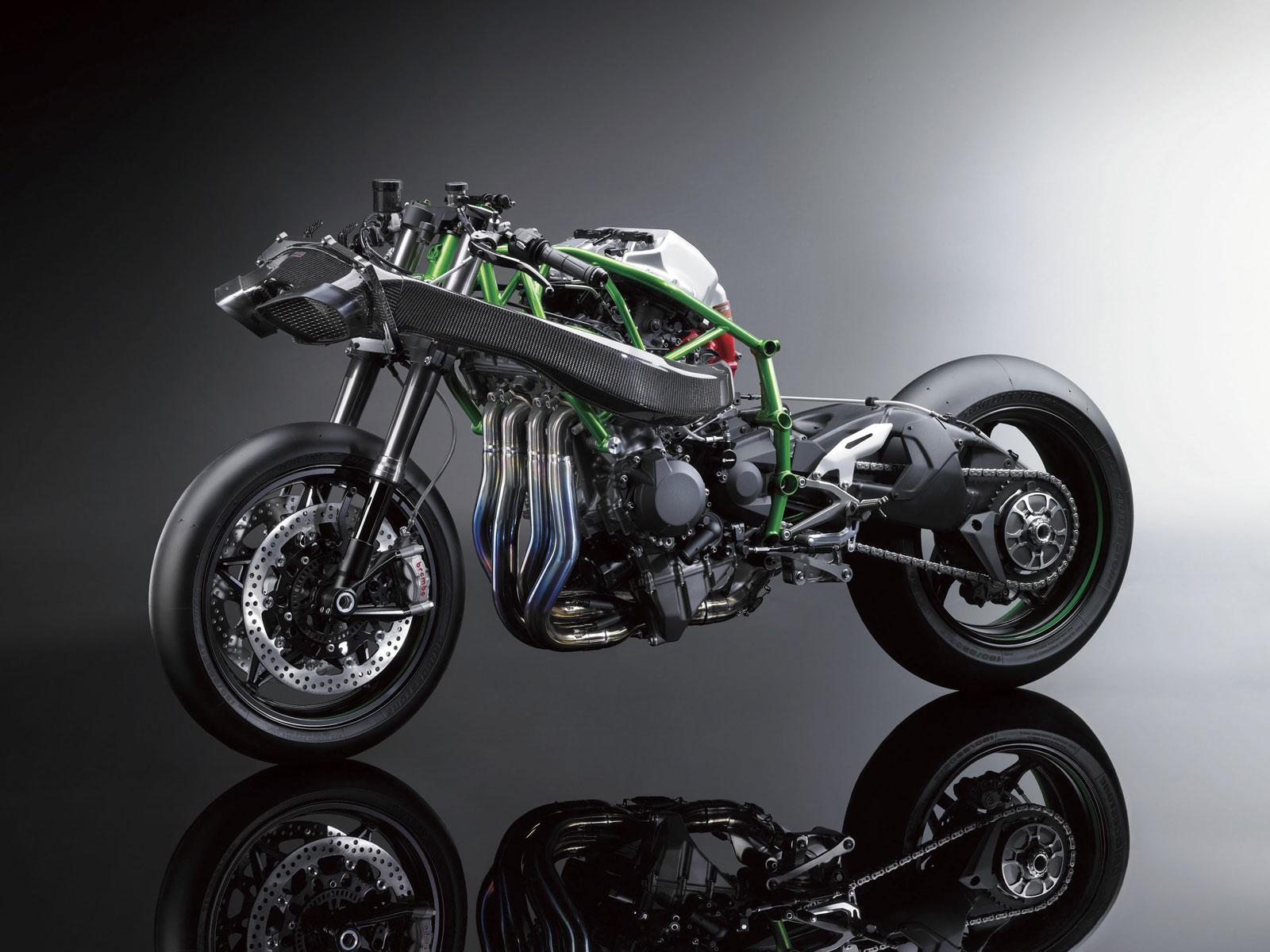 engine h2r