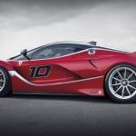 Ferrari FXX K side