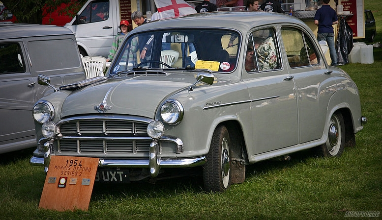 morris oxford series 2 - land master
