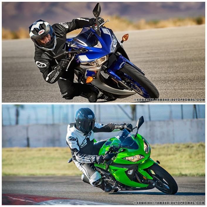 Yamaha R3 Vs Kawasaki Ninja 300 Comparison Design And