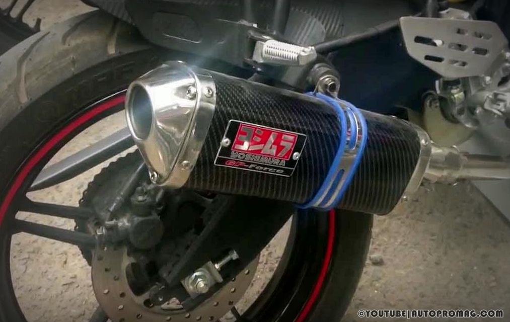yoshimuru exhaust r15 v2
