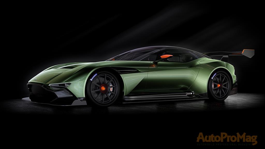 Aston Martin Vulcan front