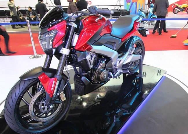 Bajaj Pulsar CS200