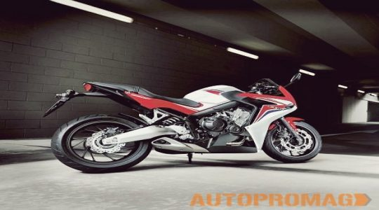 Honda CBR650f Launched In India- Price, Specification, Features