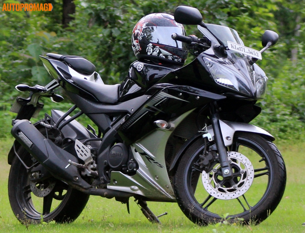 The Yamaha R15 S Revived R15 V1 To Launch In India