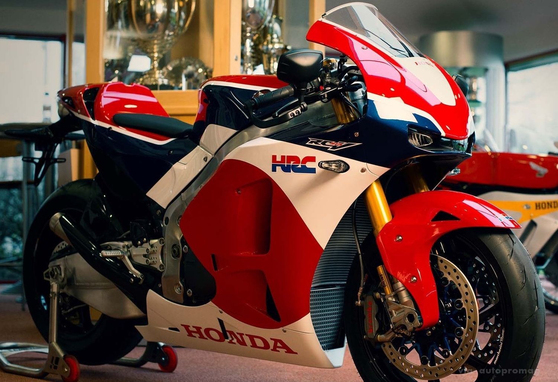 Honda-RC213V-S front