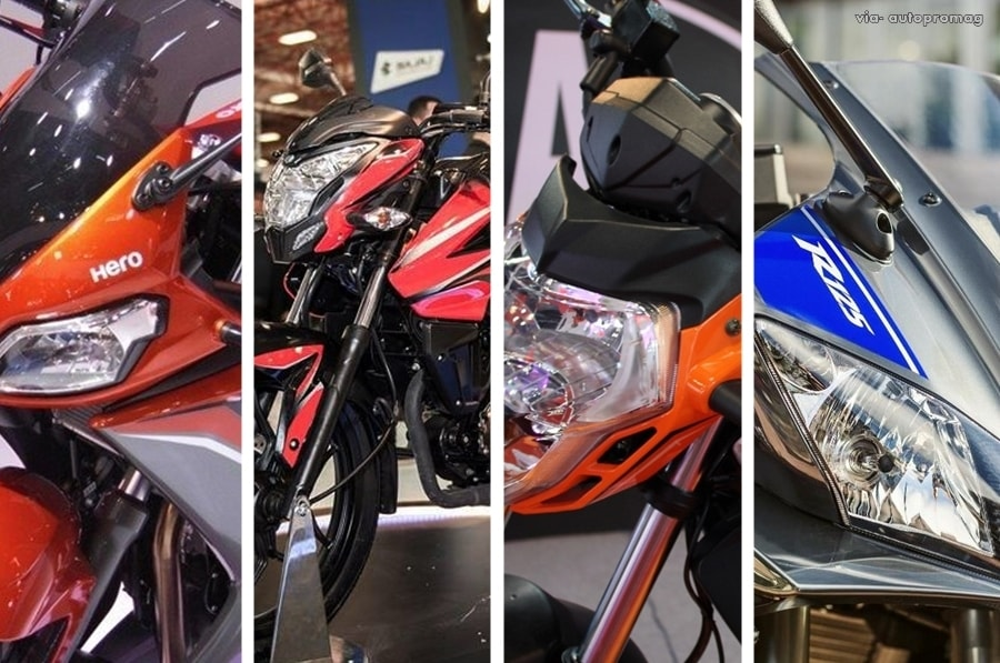 Upcoming Bikes In India 2017 New