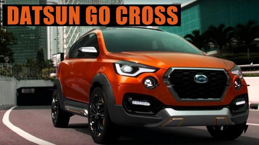 Datsun Go Cross gets petrol & diesel [Price, Launch date ...