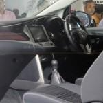 Toyota Innova Crysta dashboard interior