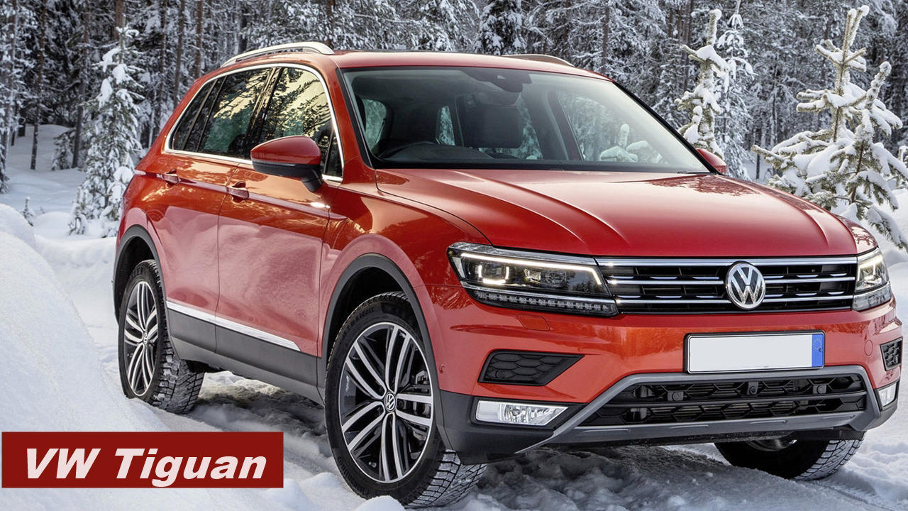 volkswagen tiguan launched price variants specs autopromag. Black Bedroom Furniture Sets. Home Design Ideas