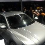 Volkswagen Tiguan auto expo 2016