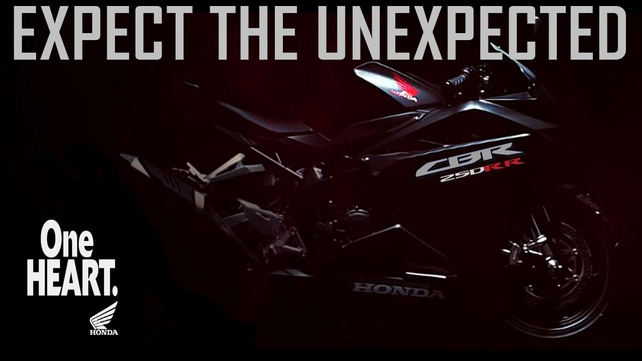 2017 Honda cbr250rr
