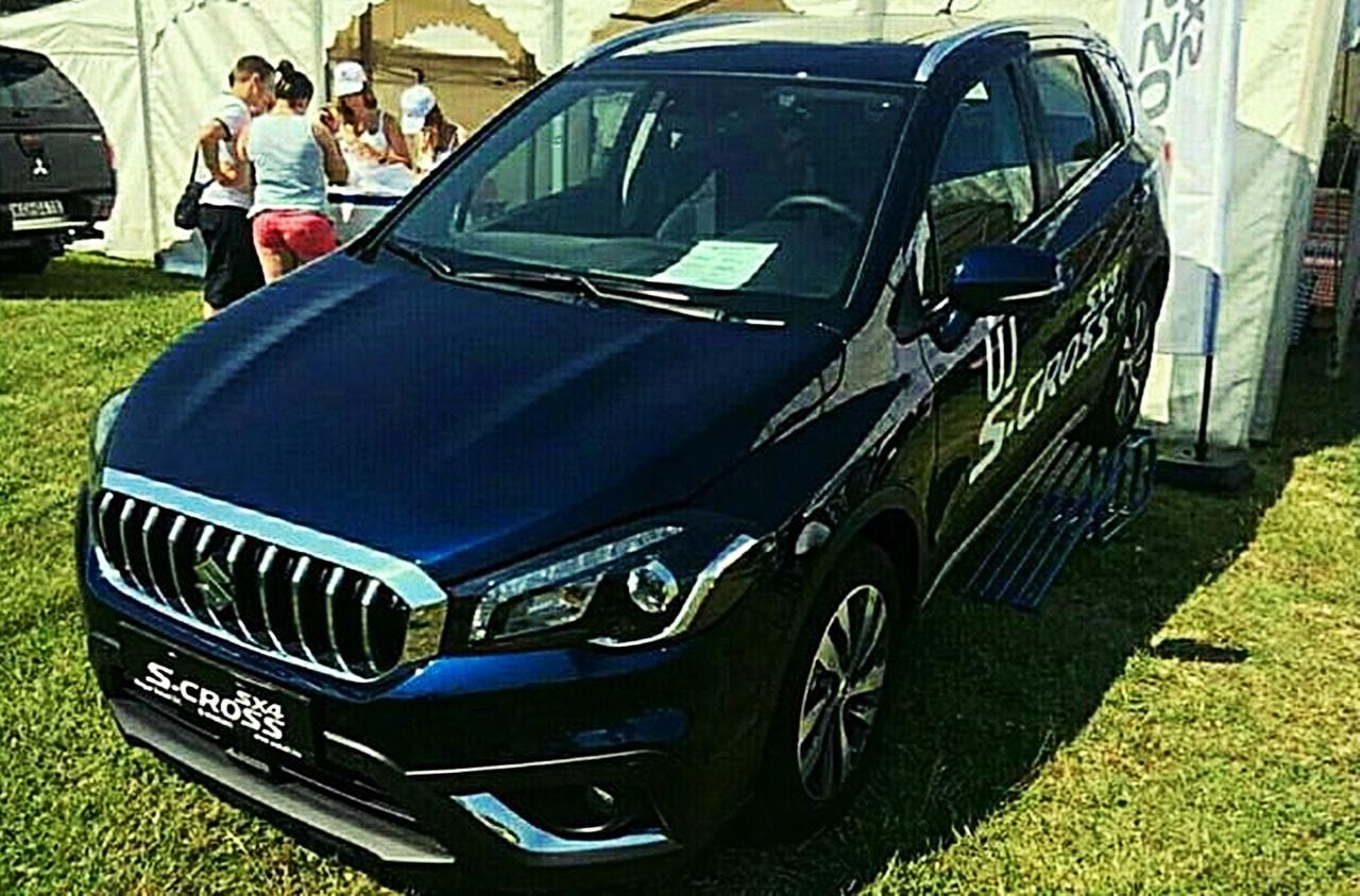 2017 Maruti Suzuki S Cross