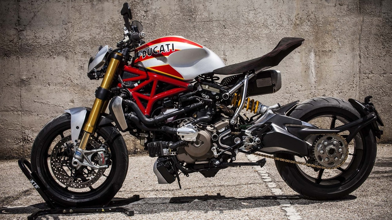 "Toyota Corolla Tires >> Custom Ducati Monster 1200-XTR Pepo's ""Siluro"" [Modified ..."