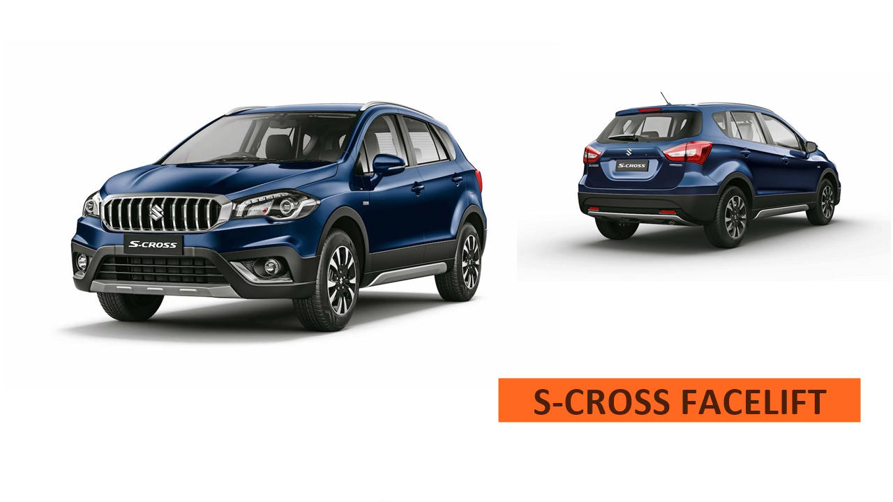 Maruti S-cross india