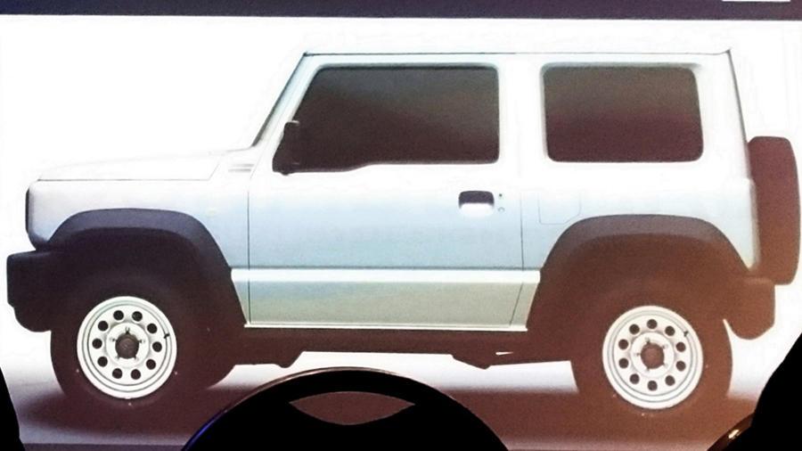 Suzuki Gypsy 2018