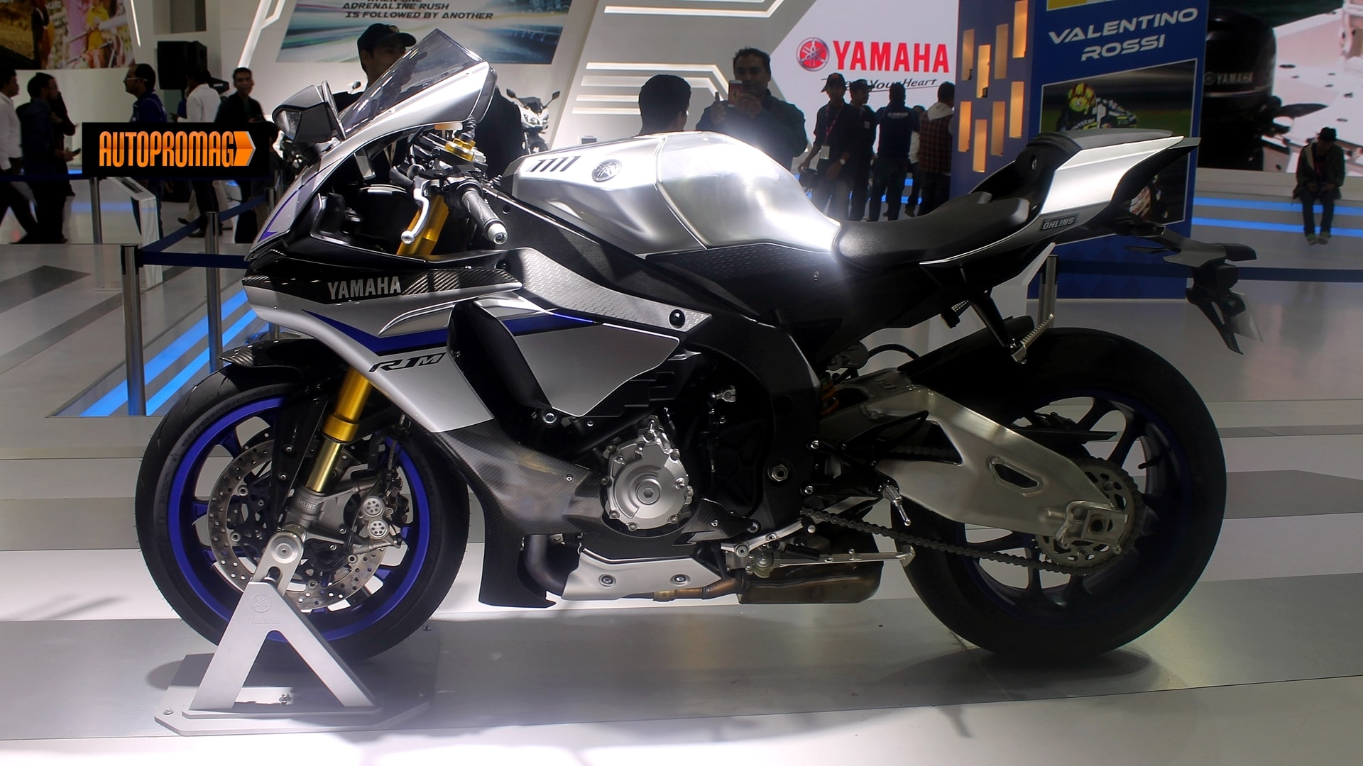 Yamaha Vmax Carbon Price In India
