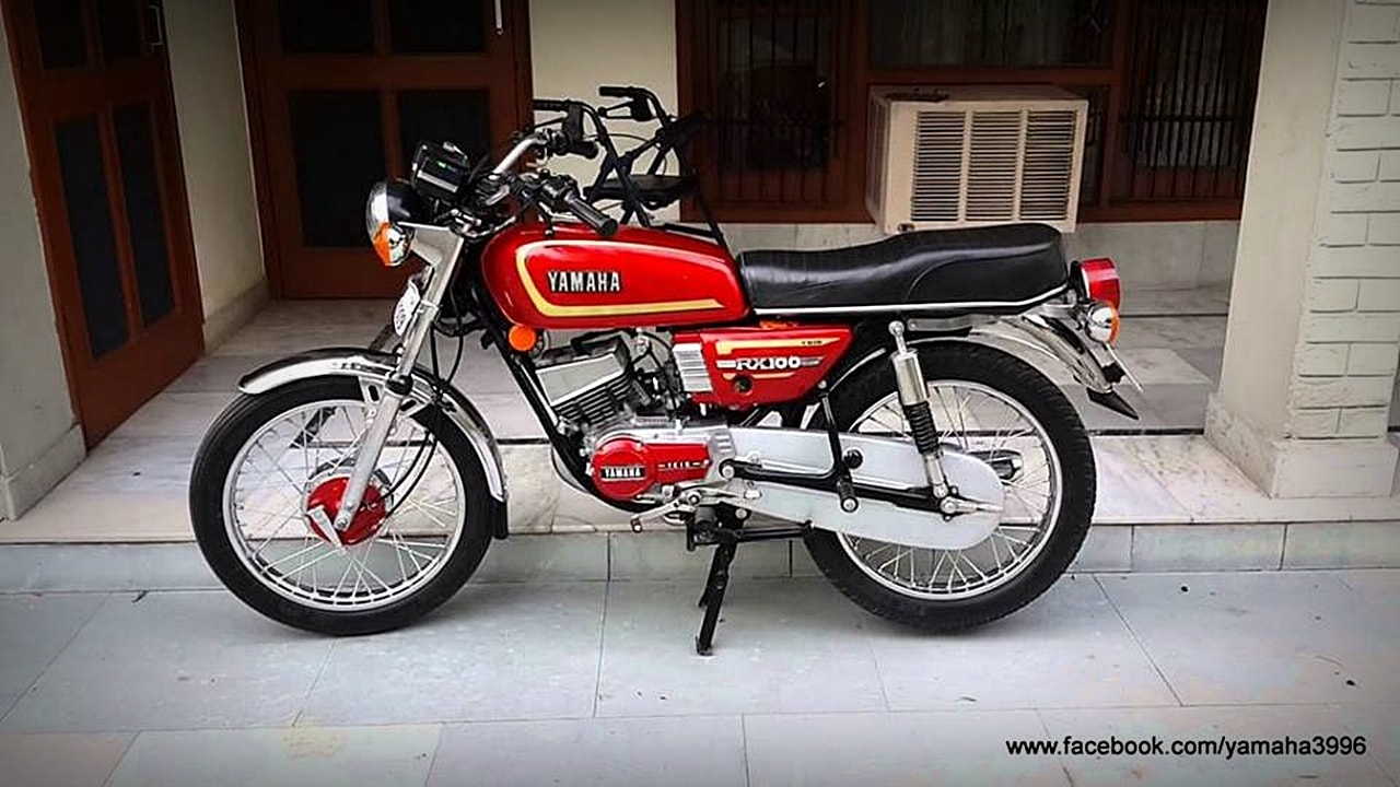 yamaha rx 100 new models? - answered. - autopromag