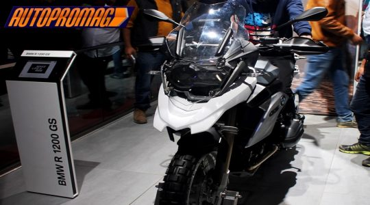 BMW G310GS Adventure, BMW G310RR expected in 2017.