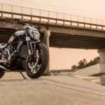 Custom Ducati XDiavel by Roland Sands Design front